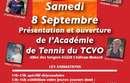 Création de l'académie de Tennis du TCVO